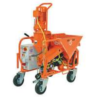 Cement Plaster Machine Manufacturers