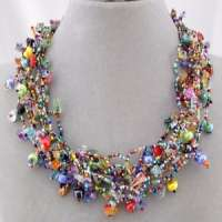 Multicolor Glass Beads Importers