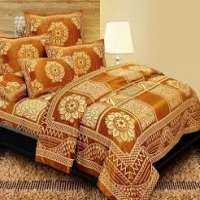 Jacquard Bed Sheet Importers