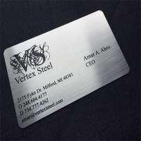 Metal Business Card Manufacturers