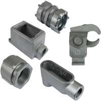 Industrial Electrical Fittings Manufacturers