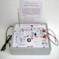 AM-FM无线电训练器套件 制造商