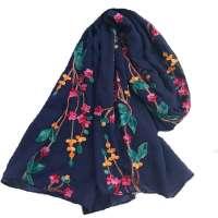 绣花围巾 制造商