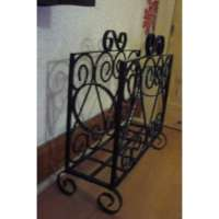 Iron Magazine Rack Manufacturers