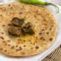 Paneer Paratha Importers
