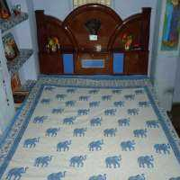 Hand Printed Bedsheet Manufacturers
