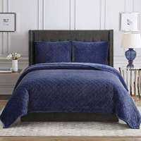 Velvet Bed Cover Manufacturers