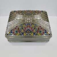 Silver Dry Fruit Box Manufacturers