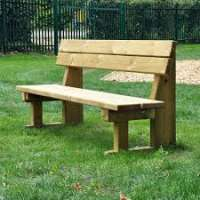 Wooden Park Bench Manufacturers