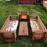 Wood Garden Furniture Manufacturers