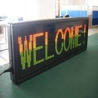 LED Moving Sign Manufacturers