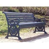 Iron Park Benches Manufacturers