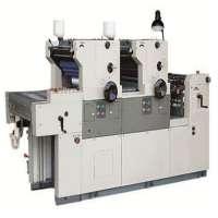 双色胶印机 制造商
