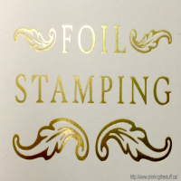 Foil Stamping Manufacturers