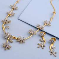 Flower Design Necklace Importers