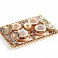 Marble Dry Fruit Tray Manufacturers