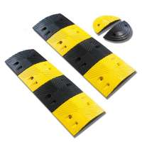 Rubber Speed Hump Manufacturers