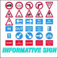 Informative Signage Manufacturers