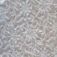 Embroidered Georgette Fabric Manufacturers