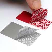 Tamper Evident Label Manufacturers