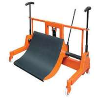 Cloth Roll Doffing Trolley Manufacturers