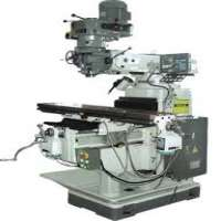Turret Milling Machine Manufacturers
