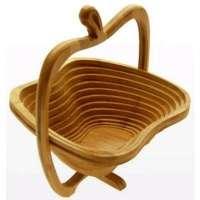 Bamboo Fruit Basket Manufacturers