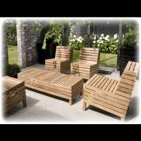 Outdoor Wood Furniture Manufacturers