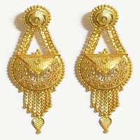 Gold Plated Earring Manufacturers