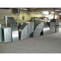 GI Ducting Fabrication Service Manufacturers
