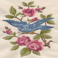 Machine Embroidered Fabrics Importers