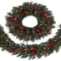 Christmas Garland & Wreath Manufacturers