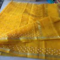 Pearl Work Saree Importers