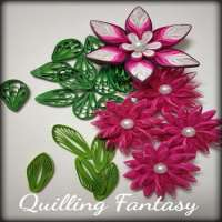 Quilled Flowers Manufacturers