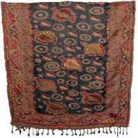 Embroidered Woolen Shawl Importers