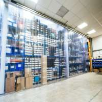 Cold Storage Curtains Manufacturers