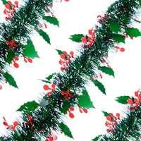 Christmas Tinsel Garland Manufacturers