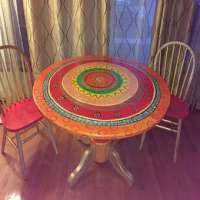 Hand Painted Table Manufacturers