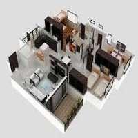 Flat Designing Service Manufacturers