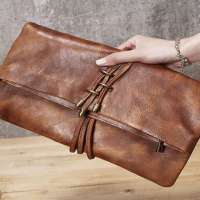 Leather Clutch Purse Importers