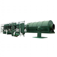 Tyre Pyrolysis Plant Manufacturers