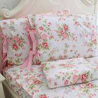 Floral print Bed Sheets Manufacturers