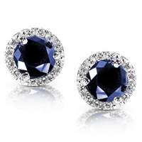 Sapphire Earrings Manufacturers