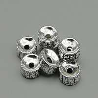 Indian Silver Beads Manufacturers