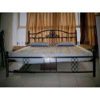 Wrought Iron Double Bed Manufacturers