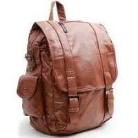 Leather College Bags Manufacturers