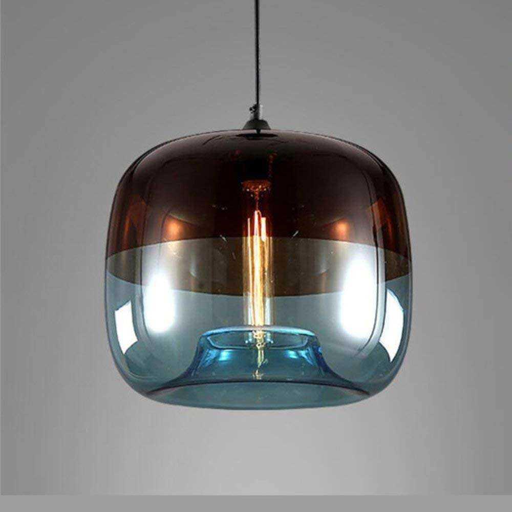 手工吹制玻璃照明 制造商