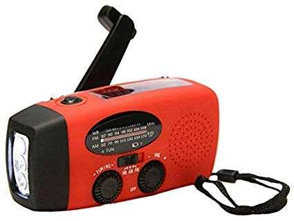 Hand Crank Generator Radio Manufacturers
