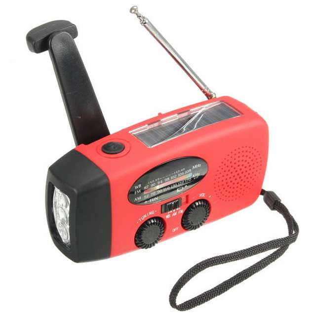 Hand Crank Radio Manufacturers