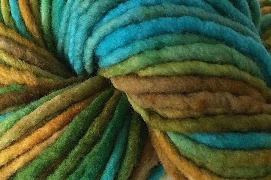 手工染羊毛 制造商